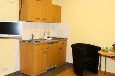 Ansicht Kitchenette